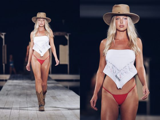 Miami Swim Week With Kaohs Swimwear