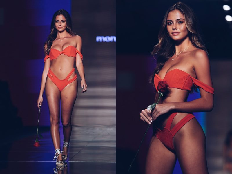 Miami Swim Week With Montce