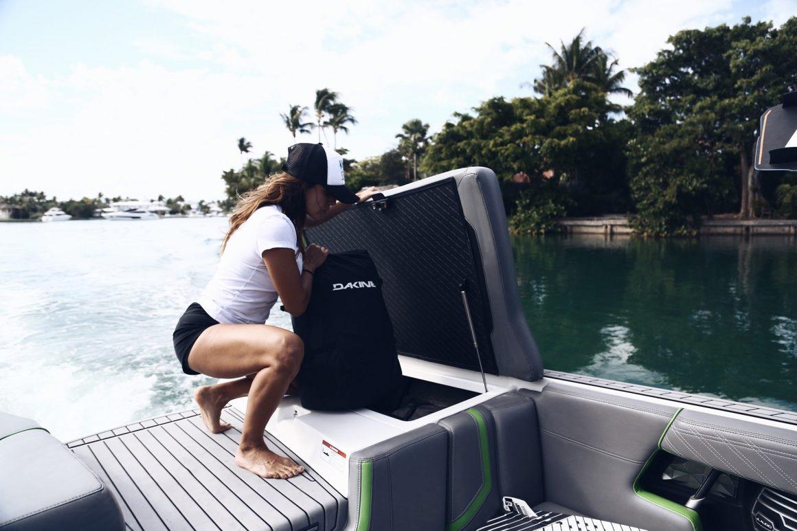 Kitesurfing, Miami